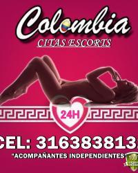 Foto de perfil de Colombiacitasescorts
